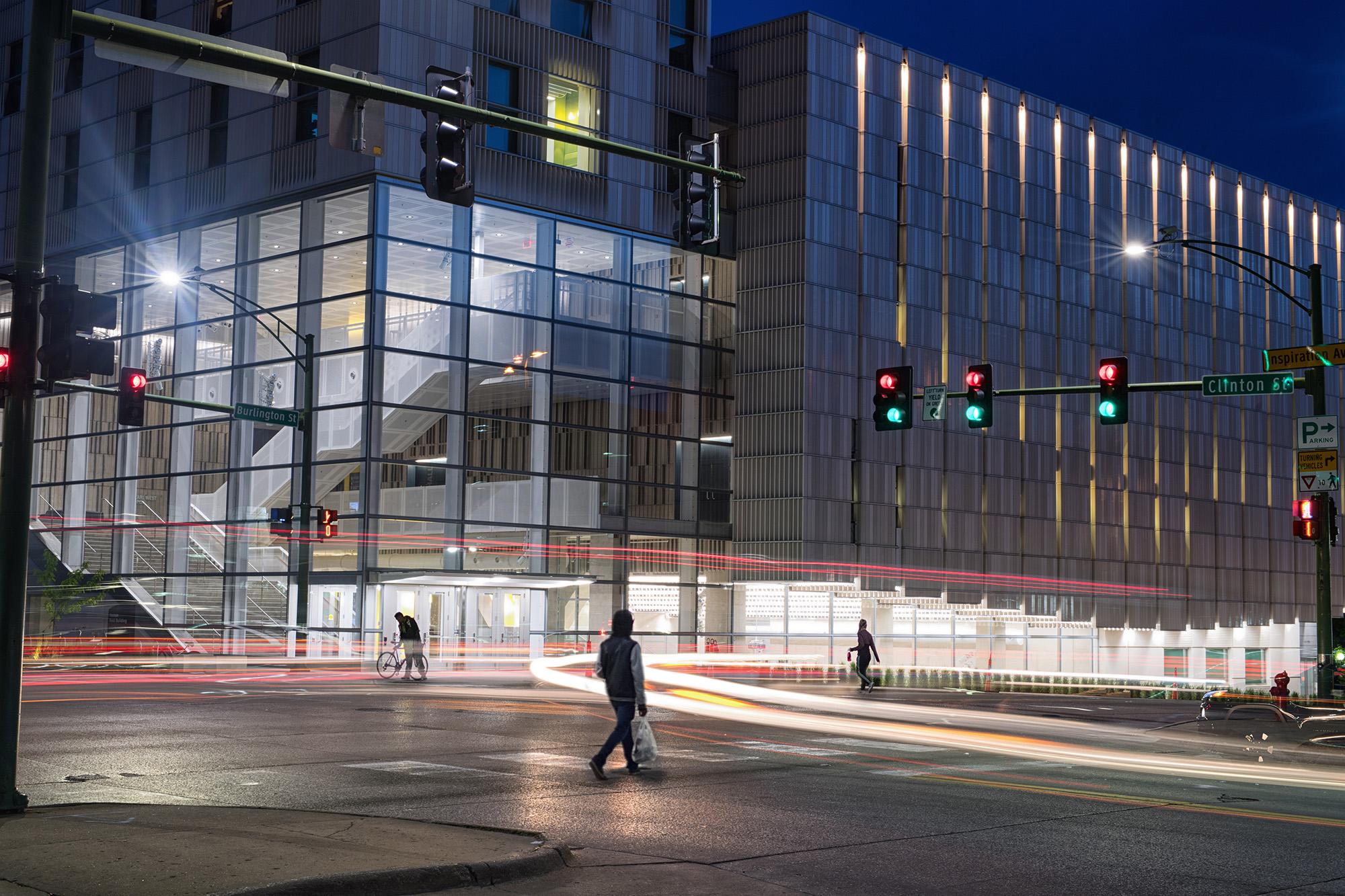 University of Iowa's Voxman Music Building