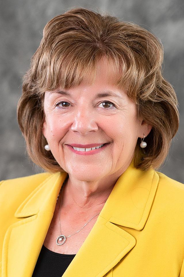 Barbara J. Wilson, 22nd president of the University of Iowa