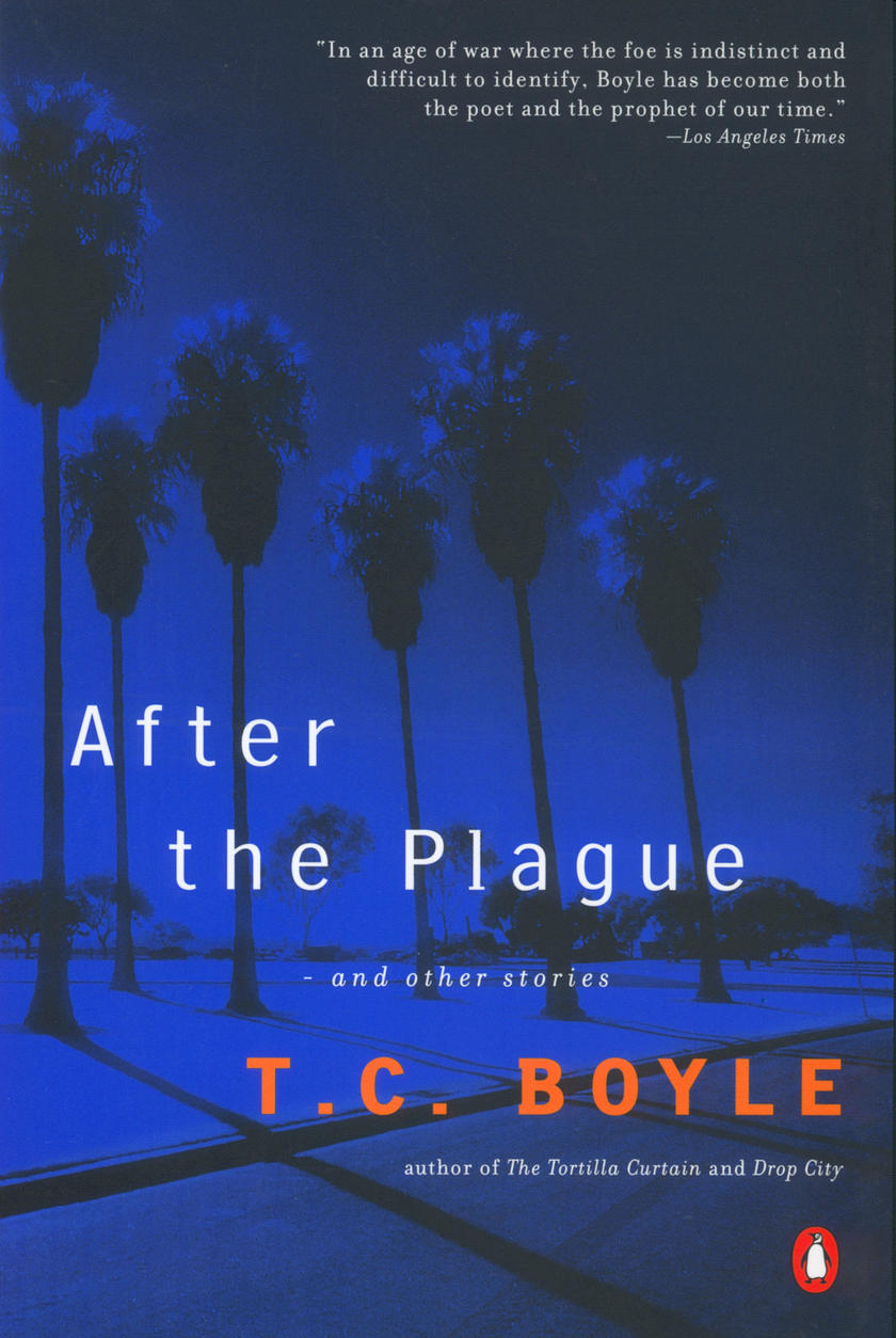 cover image for After the Plague