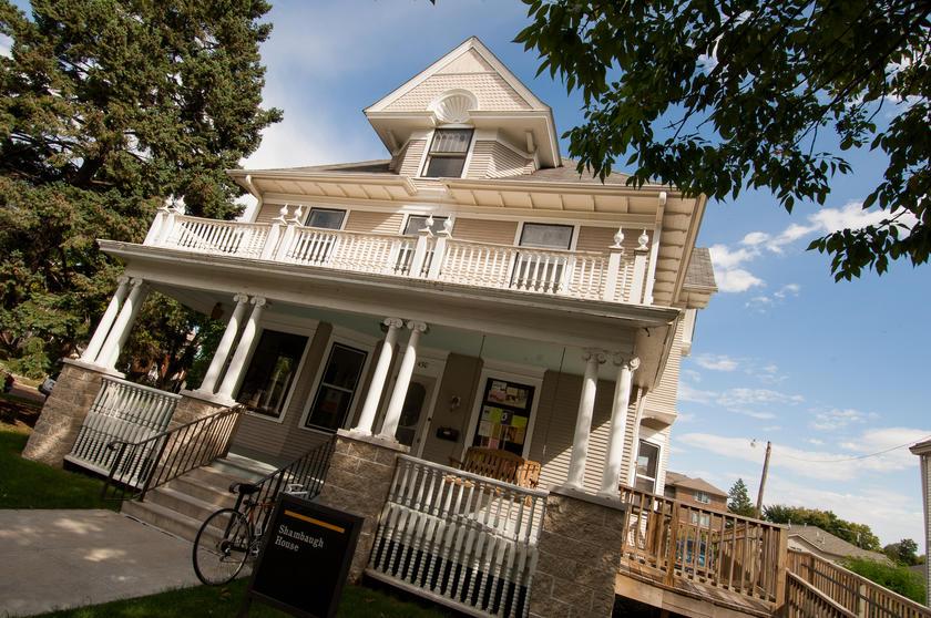 Shambaugh House