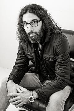 Daniel Khalastchi, director of the Magid Center for Undergraduate Writing