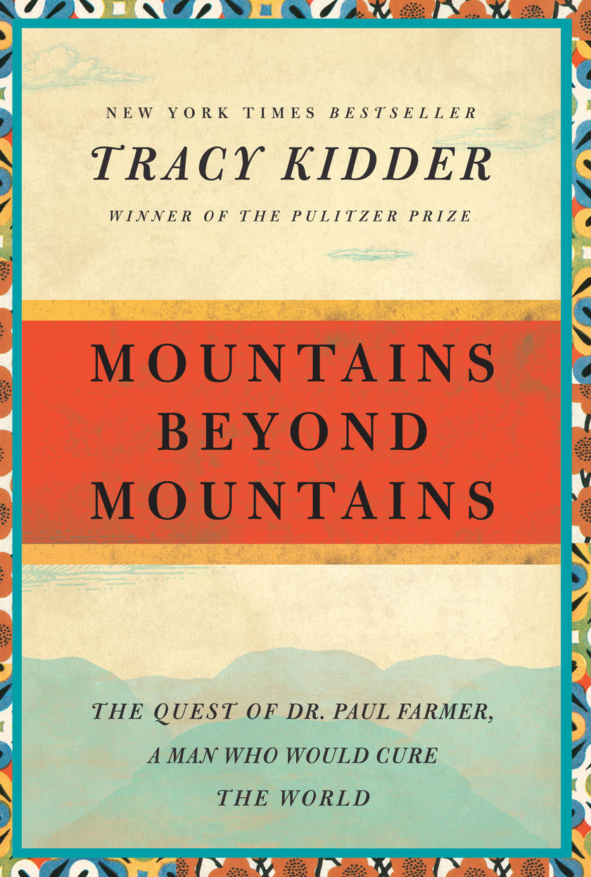 cover image for mountains beyond mountains
