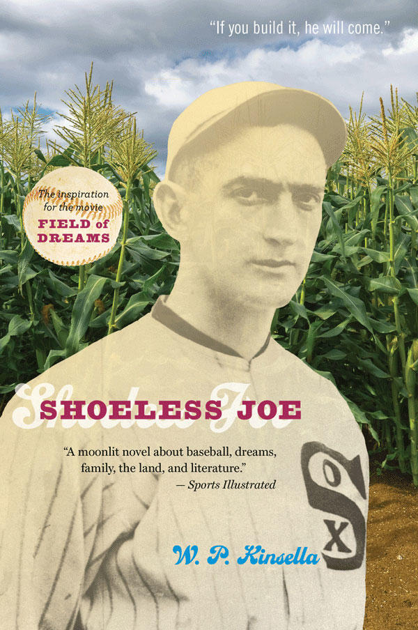 cover image for Shoeless Joe