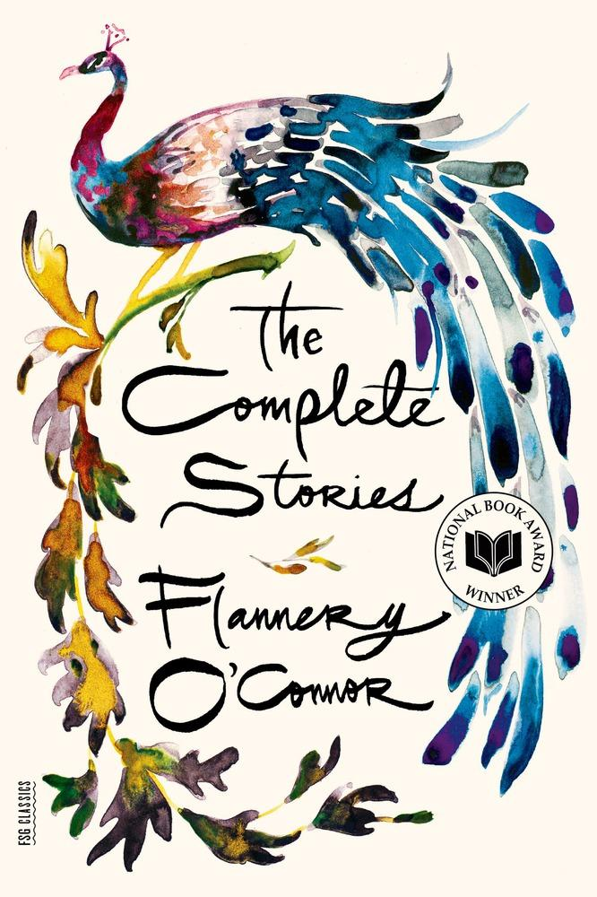 cover image for Title: The Complete Stories Author: Flannery O'Connor