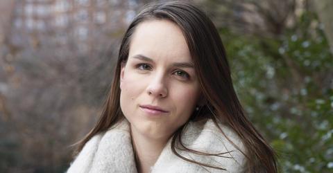 University of Iowa student Abigail Carney