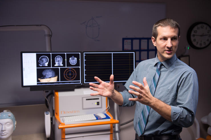 Aaron Boes neurologist at the University of Iowa