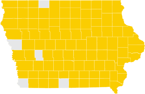 Iowa counties