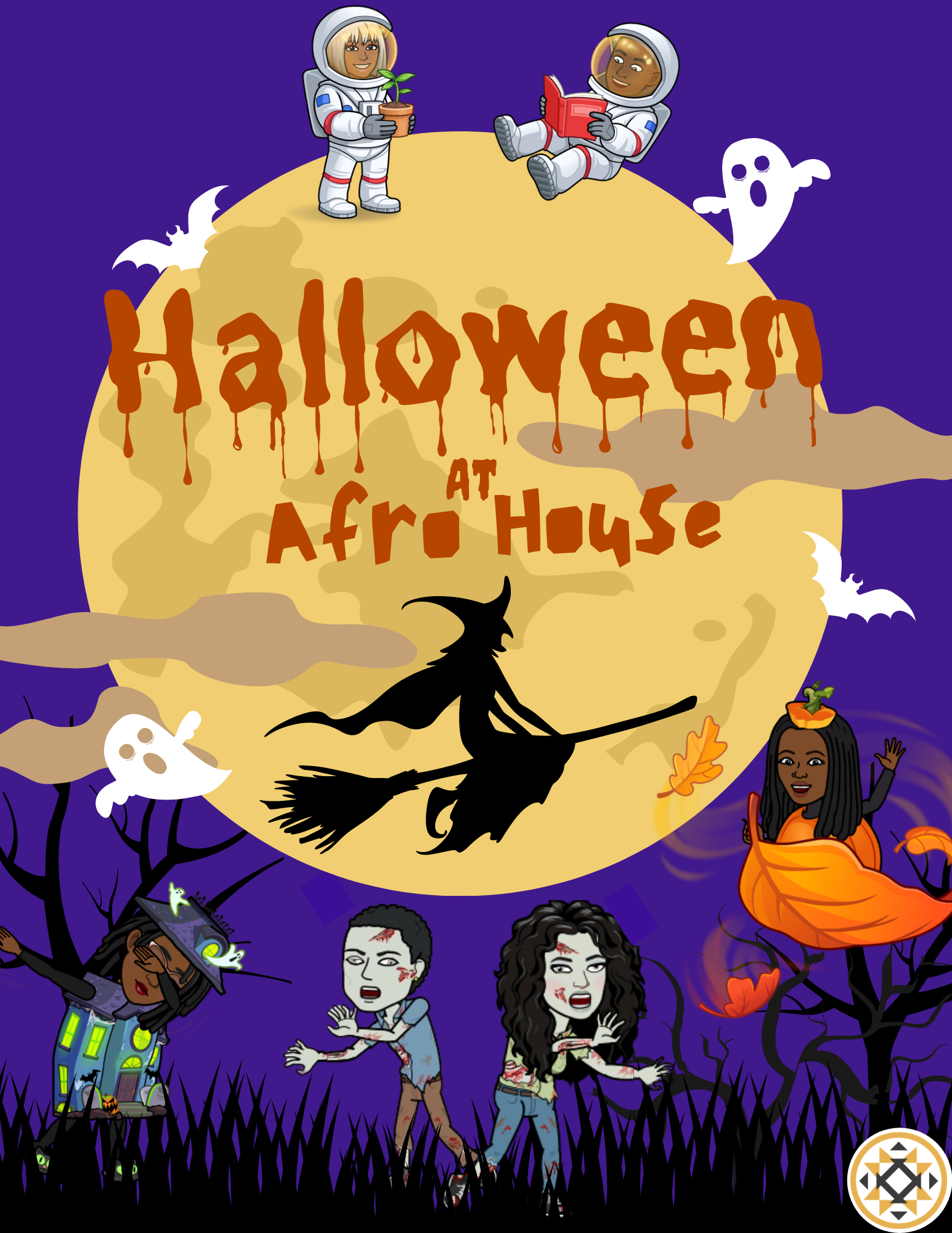 Halloween at Afro House