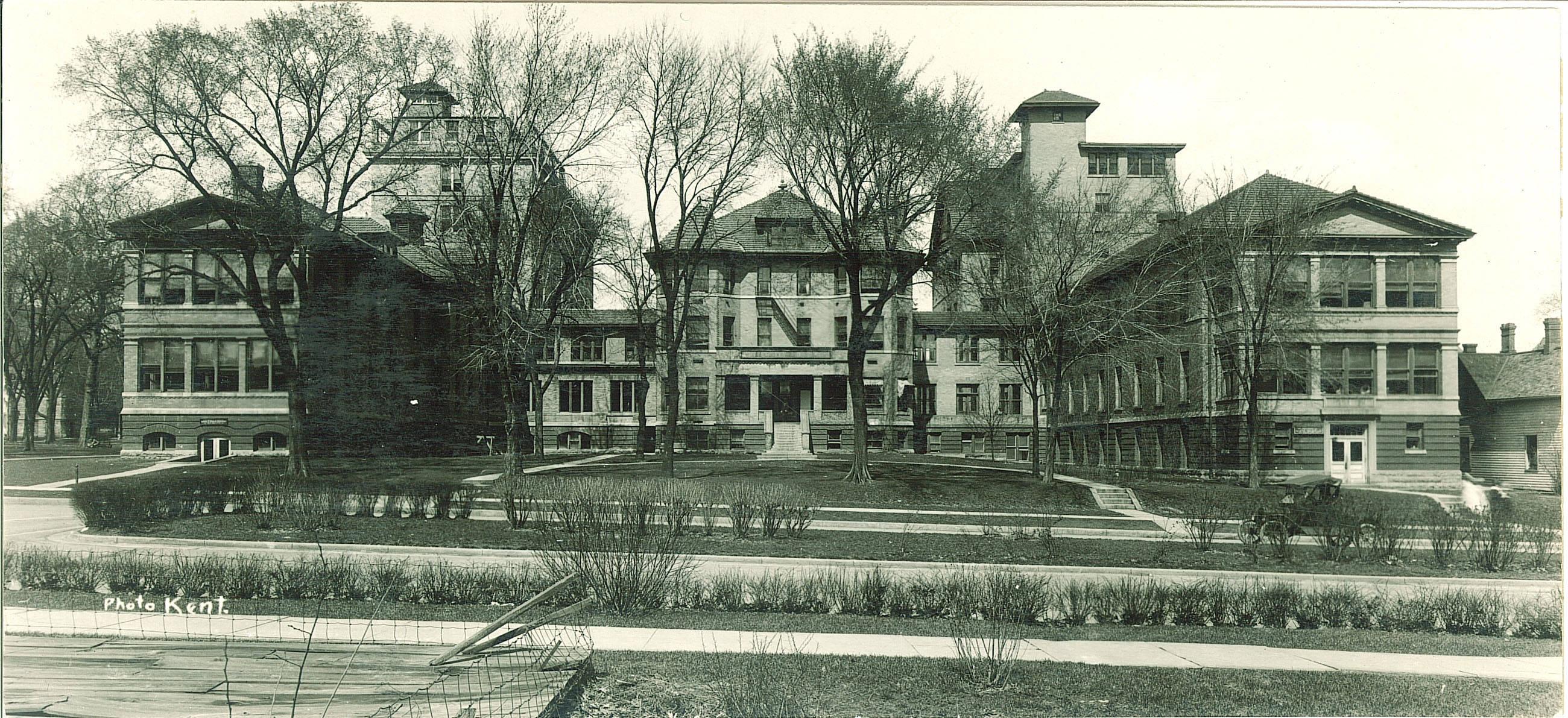 original university hospital